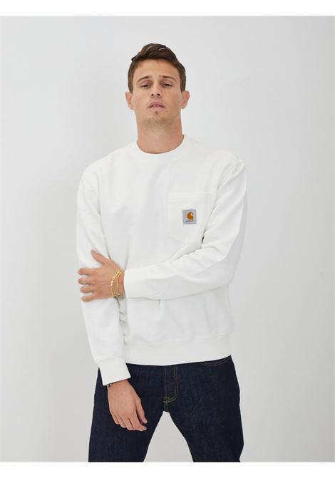 Sweatshirt CARHARTT | Hoodies | I027681BIANCO