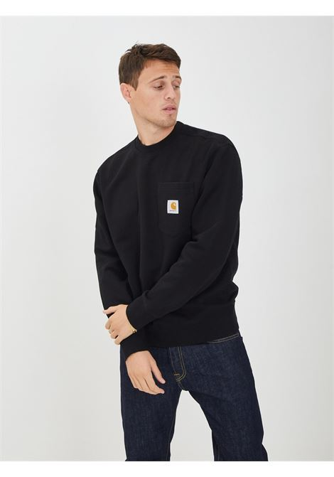 Sweatshirt CARHARTT | Hoodies | I027681NERO