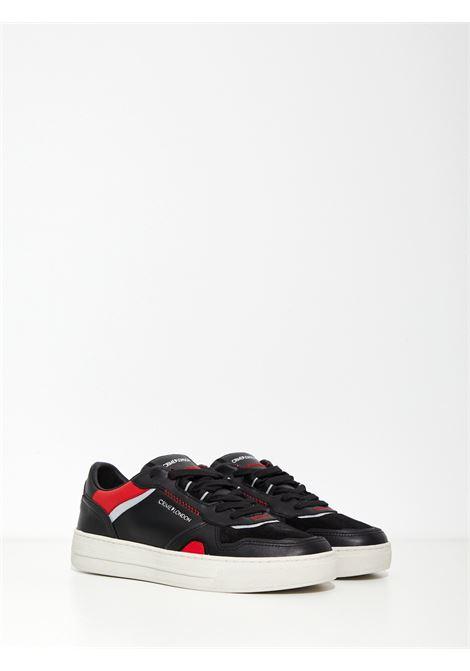 LOW TOP OFF COURT CRIME | Sneakers | 10000AA4NERO