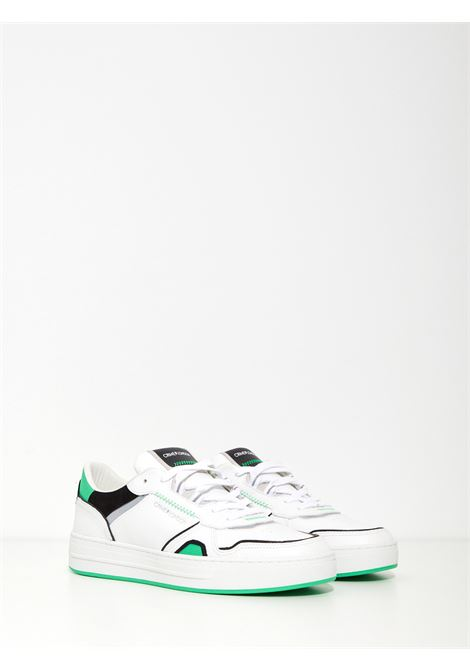 low top off court CRIME | Sneakers | 10006AA4BIANCO