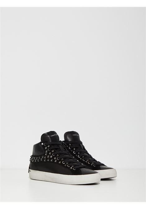 HIGH TOP STUDS CRIME | Sneakers | 24200NERO