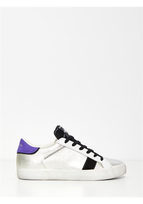 LOW TOP DISTRESSED CRIME | Sneakers | 24333ARGENTO