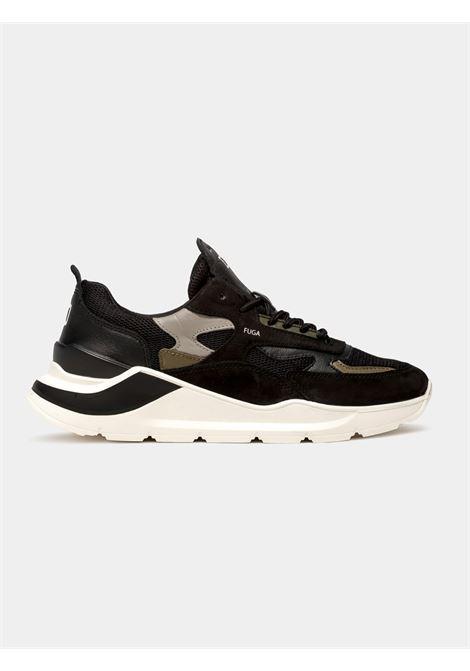 Fuga DATE | Sneakers | M351-FG-ME-BKNERO