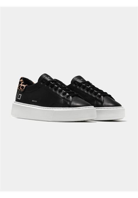 sfera DATE | Sneakers | W351-SF-CA-BKNERO