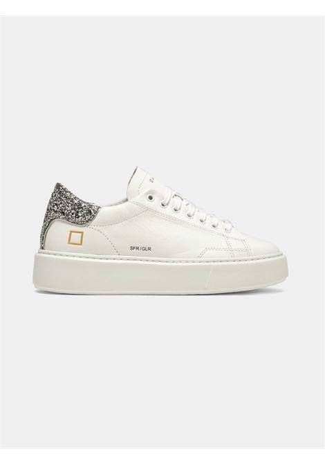 Sfera DATE | Sneakers | W351-SF-CA-WBBIANCO