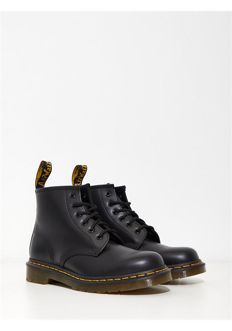 101 Smooth DR MARTENS | Combat Boot | 26230001NERO