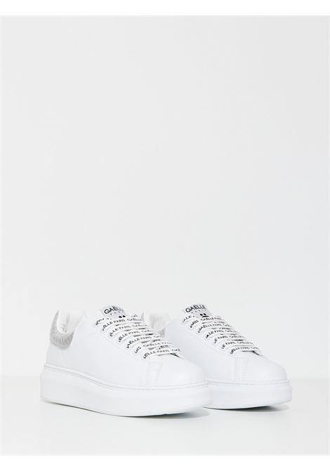 Sneakers GAELLE | Sneakers | GBDC2354ARGENTOBIANCO