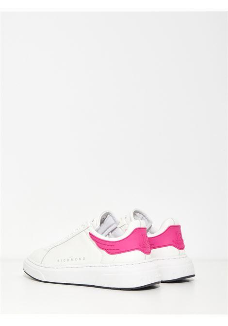 Sneakers JOHN RICHMOND | Sneakers | 12312-CPEBIANCO