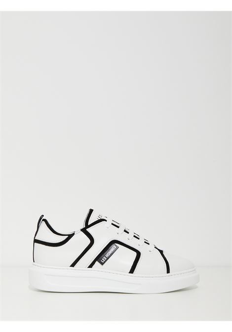Sneakers LES HOMMES | Sneakers | 12415 BBIANCO