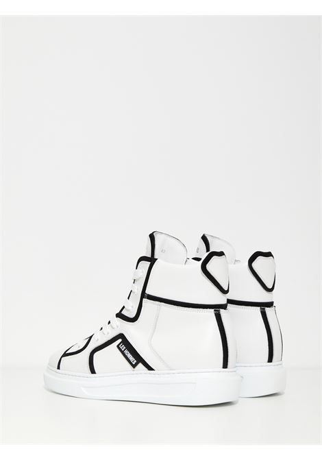 Sneakers LES HOMMES | Sneakers | 12416-LB BBIANCO