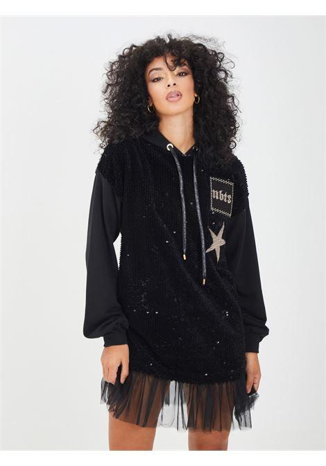 Sweatshirt NBTS | dress | 2122044NERO