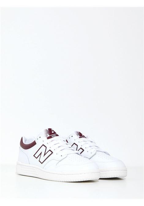480 NEW BALANCE | Sneakers | BB480LDBBIANCO