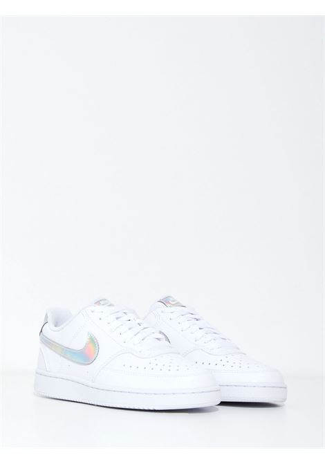 court vision lo NIKE | Sneakers | CW5596-100BIANCO