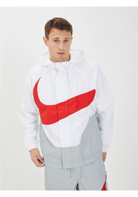 Jacket NIKE | Felpe | DD5967-100BIANCO