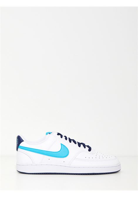 court vision lo NIKE | Sneakers | DM1187-100BIANCO