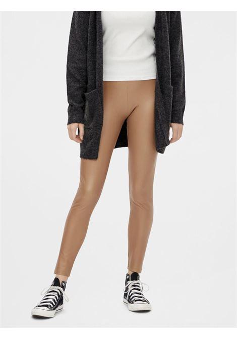 Leggings PIECES | Leggings | 17058457MARRONE