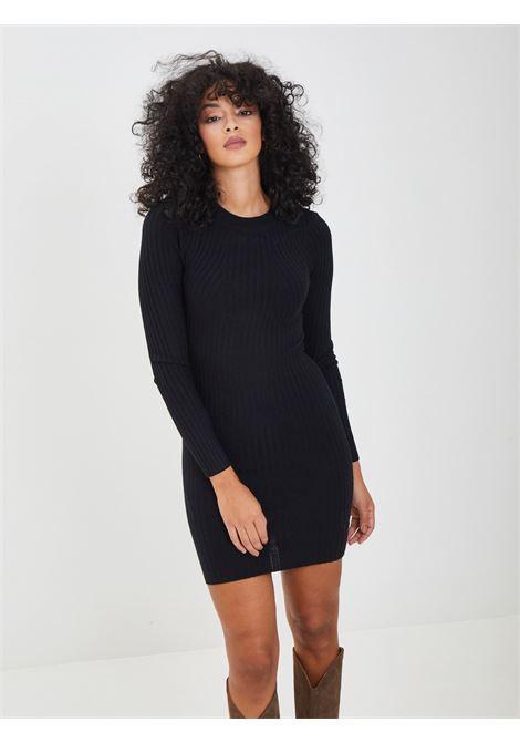 Dress PIECES | dress | 17115048NERO