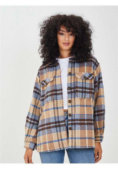 Camicia PIECES | Camicie | 17115053BEIGE