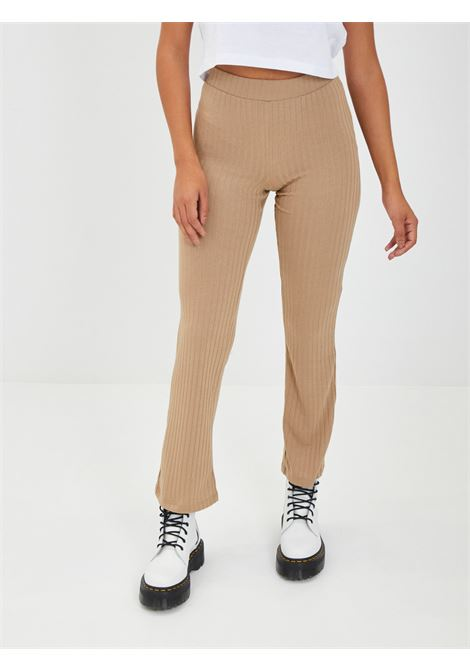 Pants PIECES | Trousers | 17115905BEIGE