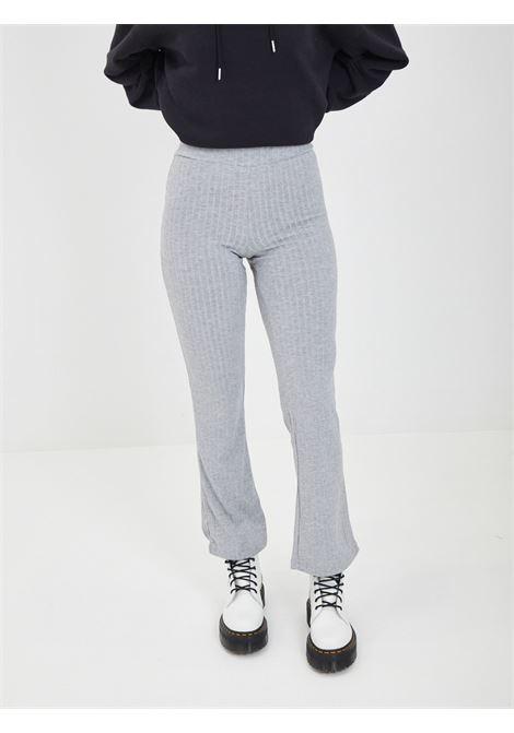 Pants PIECES | Trousers | 17115905GRIGIO