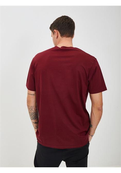 T-shirt PRIME | T-shirt | AG2101BORDEAUX