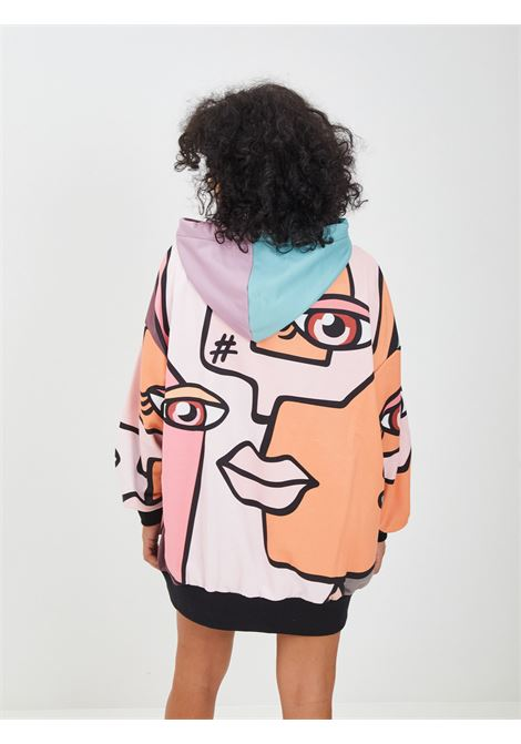 Sweatshirt SHIT | dress | 012FANTASIA