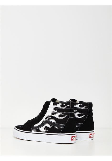 Flame SK8-HI VANS | Sneakers | VN0A32QGK681NERO