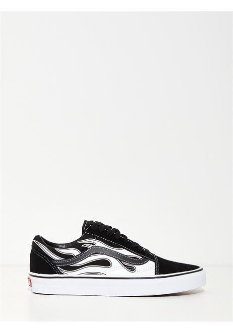 flame old skool VANS | Sneakers | VN0A38G1K681NERO