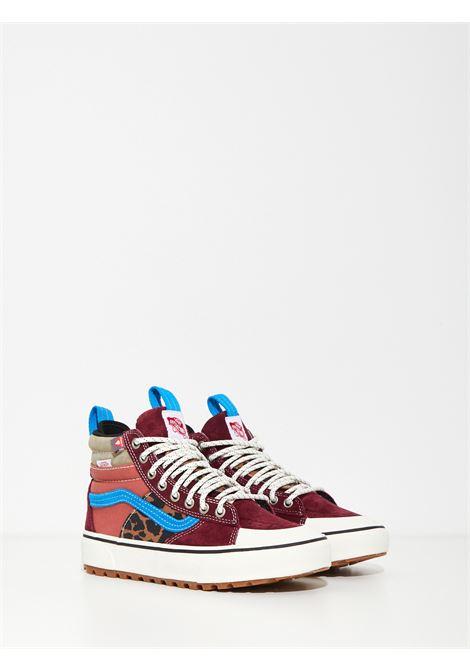 sk8 hi mte-2 VANS | Sneakers | VN0A5HZZA0B1BORDEAUX