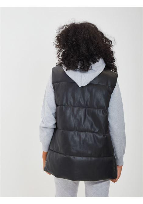 Padded vest VERO MODA | vests | 10249876NERO
