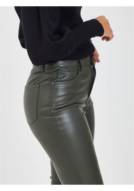 Pants VERO MODA | Trousers | 10250198VERDE MILITARE