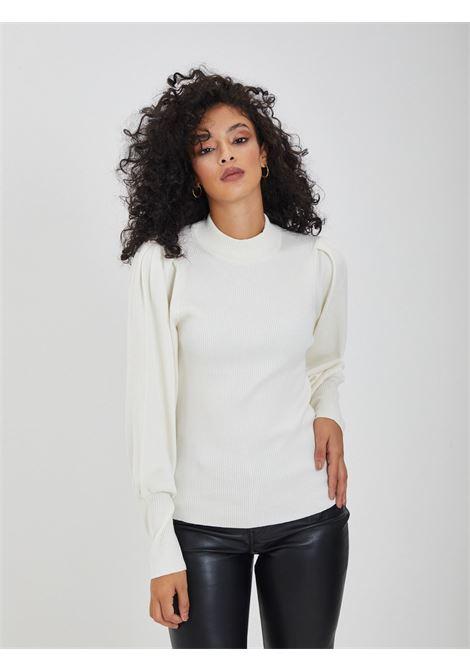 Pullover VERO MODA | Maglioni | 10251240PANNA