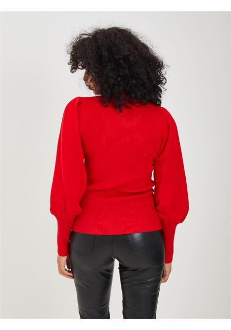 Pullover VERO MODA | Maglioni | 10251240ROSSO