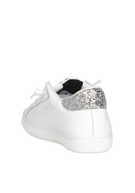 Sneakers glitter 2 STAR | Sneakers | 2SD2610BIANCO