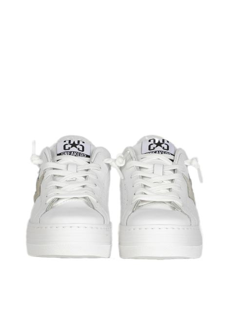 Sneakers platform 2 STAR | Sneakers | 2SD2650BIANCO