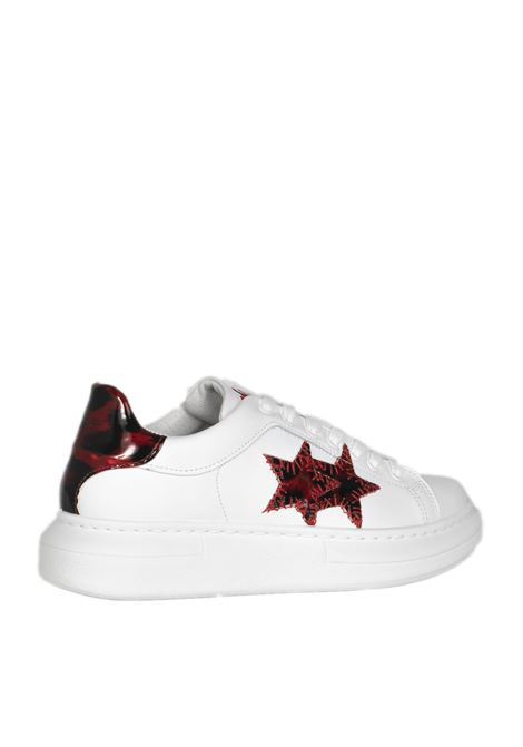 Sneakers bold 2 STAR | Sneakers | 2SDEL005BIANCO