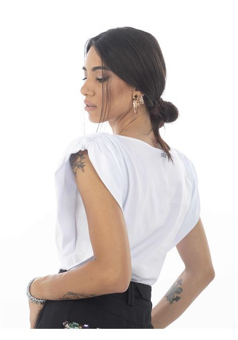 MAGLIA SPALLINE 5 RUE | T-shirt | REIMSBIANCO