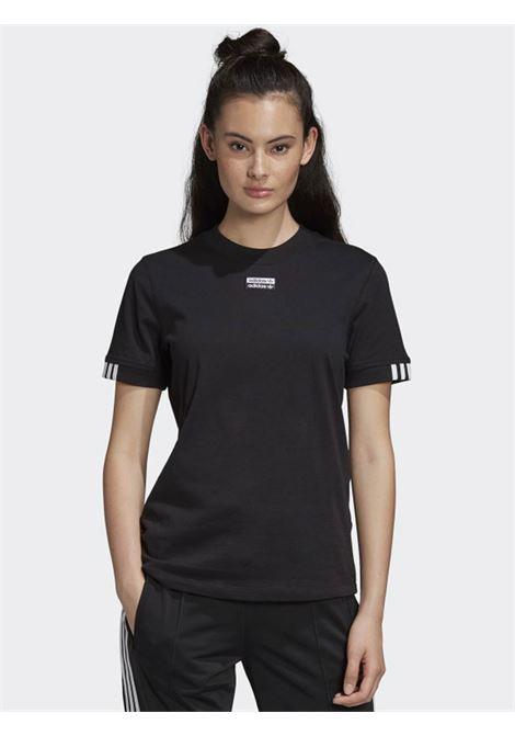 t-shirt ADIDAS | T-shirt | FM4884NERO