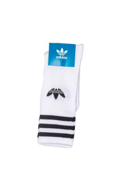 Socks ADIDAS | Calzini | S21489BIANCO