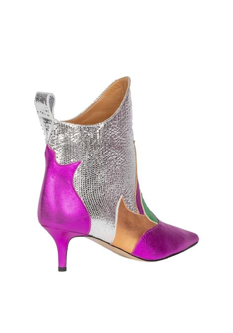 A.T.B. | Ankle Boots | ATB110MULTICOLOR
