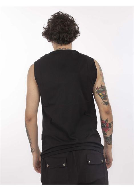 CANOTTA BLACK CIRCUS | T-shirt | CTU638SNERO