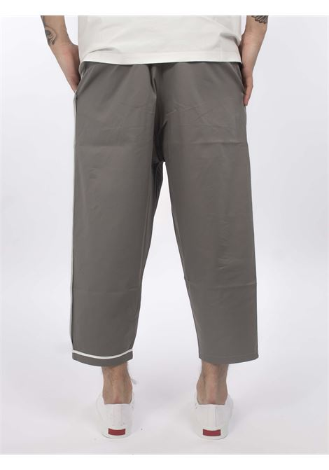 BLACK CIRCUS | Trousers | PAU684MGRIGIO