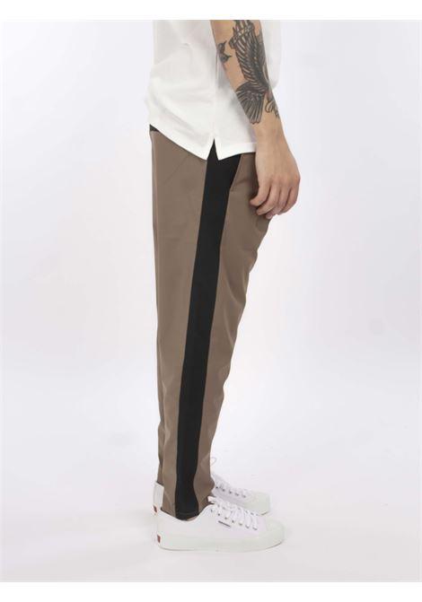 PANTALONE BLACK CIRCUS | Pantaloni | PAU700MMARRONE