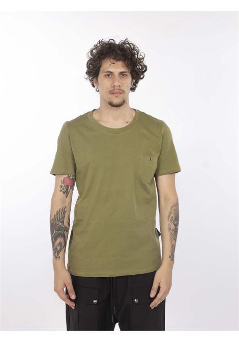 T-SHIRT BLACK CIRCUS | T-shirt | TSU627SVERDE