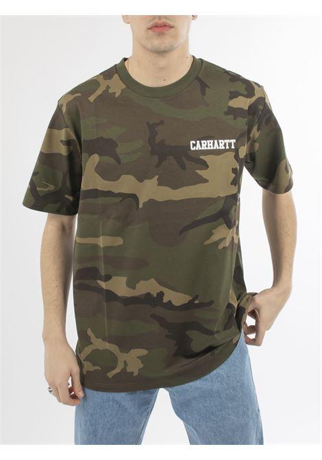 CARHARTT |  | I024806CAMOUFLAGE