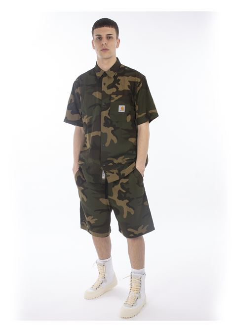 CARHARTT | Shirts | I027510CAMOUFLAGE