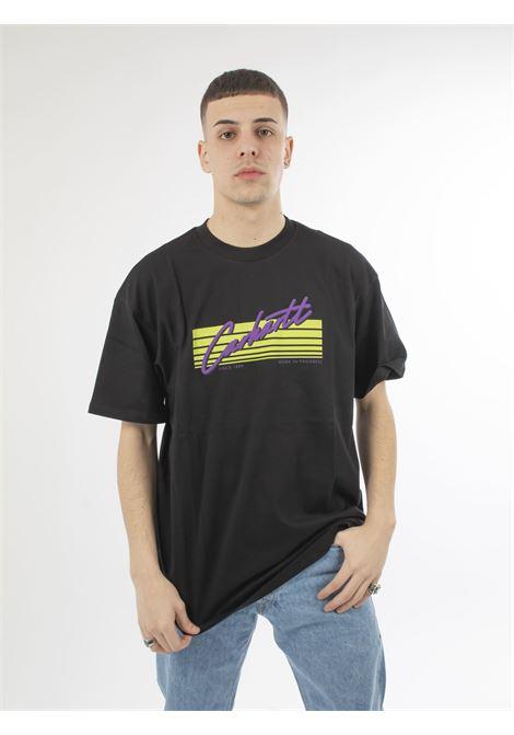 CARHARTT | T-shirt | I027765NERO
