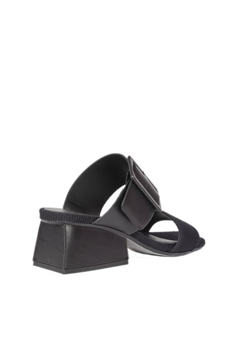 LISA BELT CARMENS | Sandali | 45013NERO