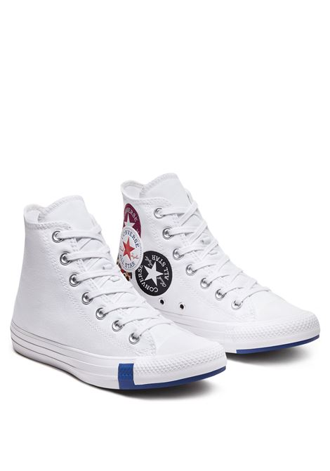LOGO PLAY CHUCK TAYLOR CONVERSE | Sneakers | 166735CBIANCO