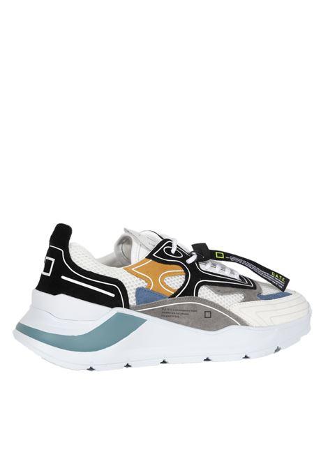 fuga DATE | Sneakers | M321-FG-HF-BGBIANCO
